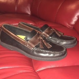 Cole Haan Two-Tone Loafers